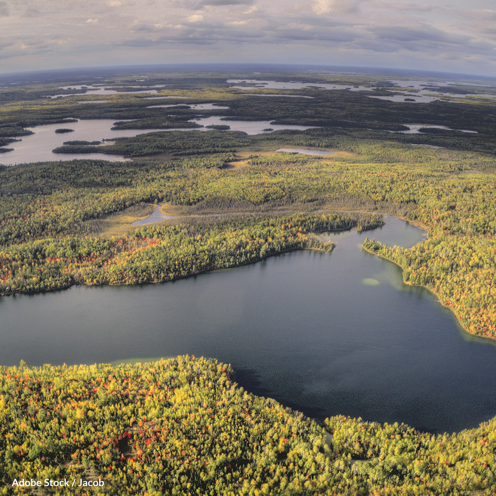 The Boundary Waters is America's most visited National Wilderness Area and it's being threatened by pollution from mining.