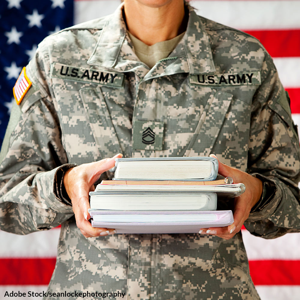 Pass the Defending All Veterans In Education Act and protect student veterans from losing out on a career!