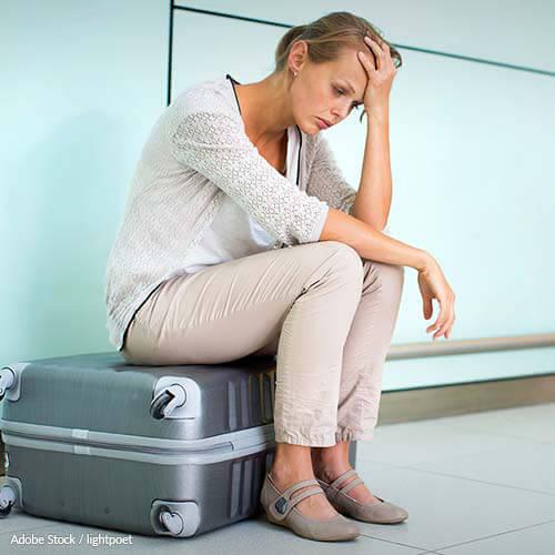 TSA: Don't Force Me Through Scanners!