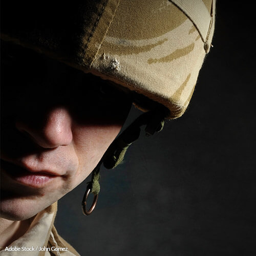 Suicide is now the leading cause of death for military personnel, even above combat.