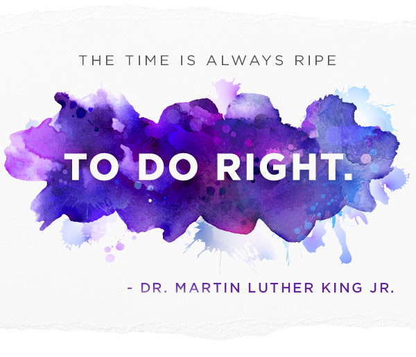 Celebrate MLK Day & Donate to a Cause