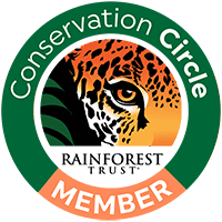 Rainforest Trust Conservation Circle Member