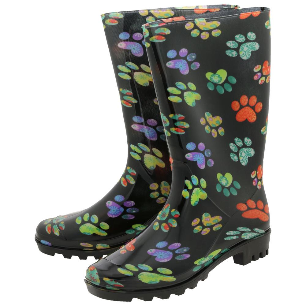 Paws & Hearts Galore Ultralite™ Rain Boots : The Animal ...