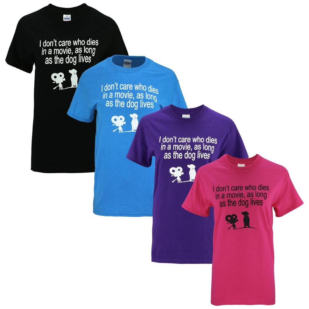The Dog Lives T Shirt The Animal Rescue Site
