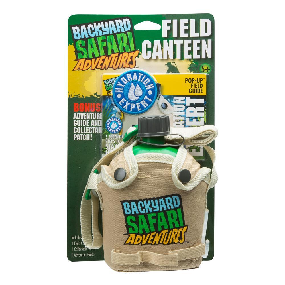 Backyard Safari™ Field Canteen™ : Creative Kidstuff