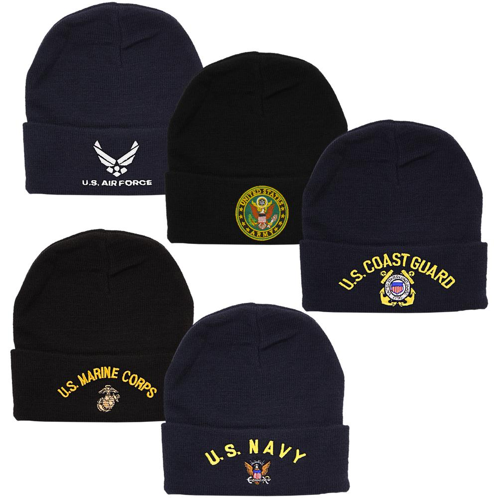 e1365953787 ... where can i buy us navy logo embroidered long beanie navy osfm u.s.  military knit hat