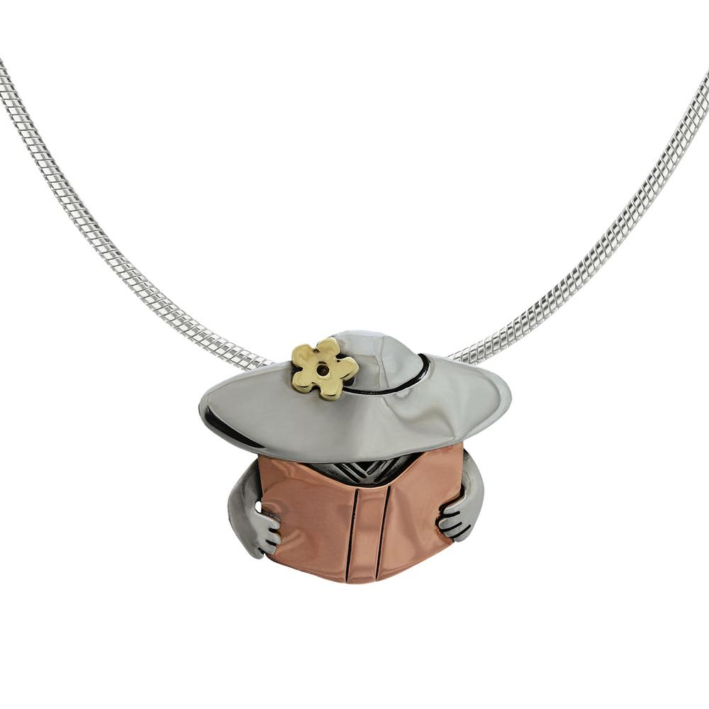 cube products small london lady karen luck necklace