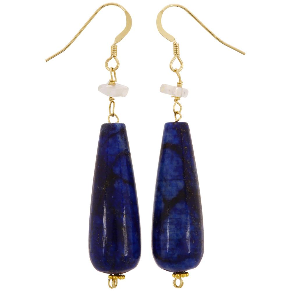 earrings online mobile women lazuli mojave shopping lapis item love buy pamela