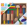 Wooden Dough Tools Set : The Animal Rescue Site