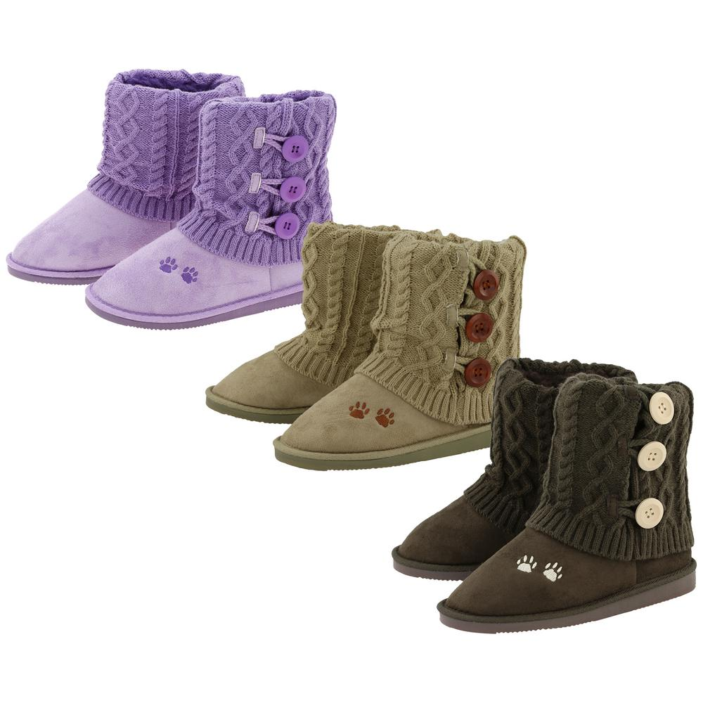 paw mid rise knit boot collection the animal rescue site
