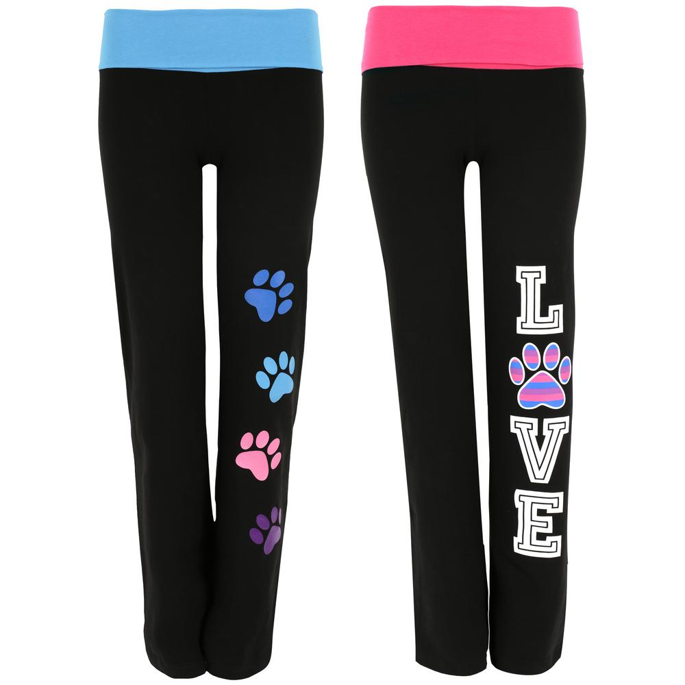 Paw Yoga Pants Collection : The Animal Rescue Site