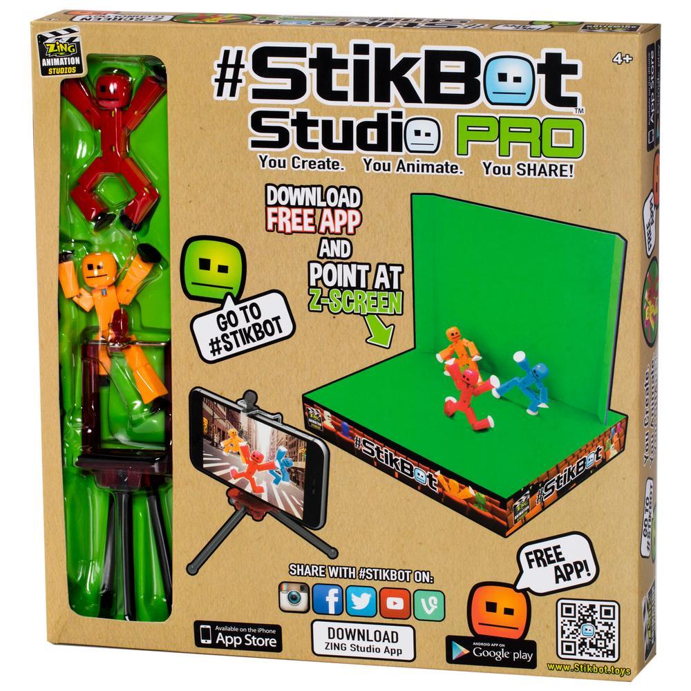 Stikbot® Studio Pro