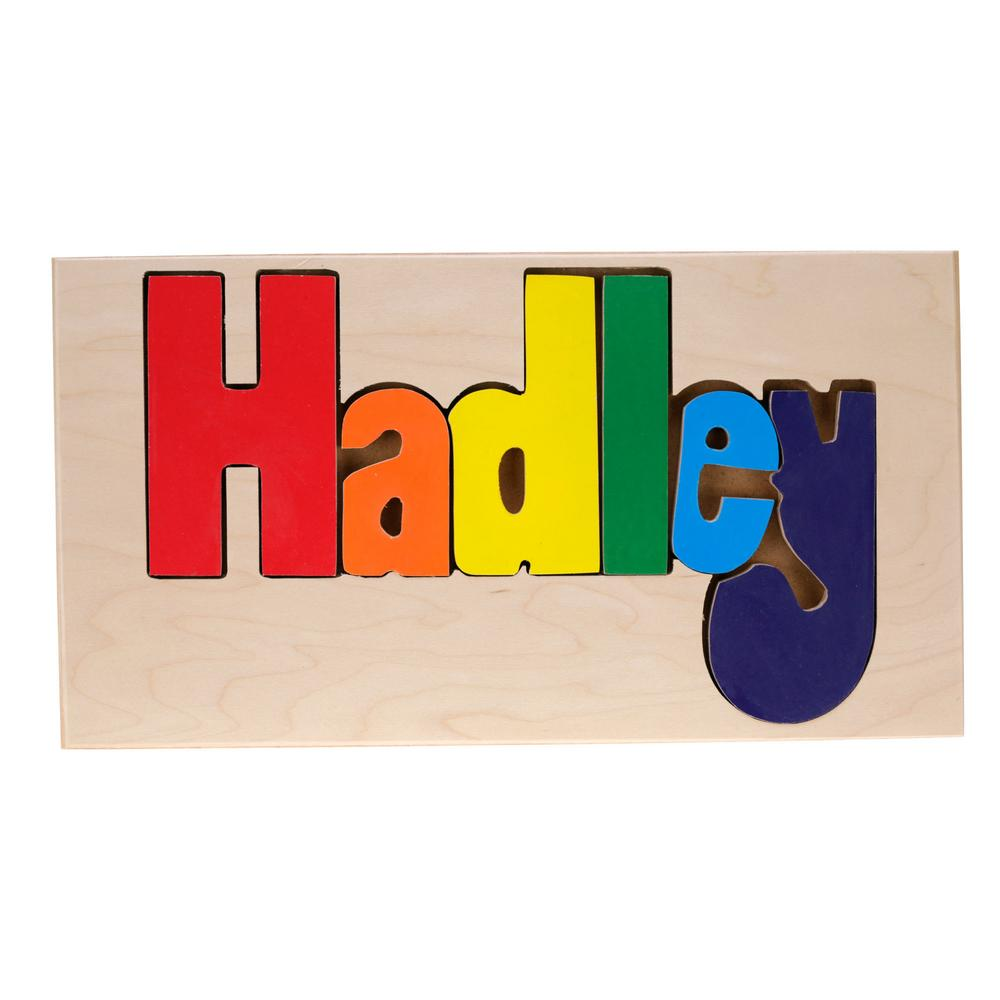 personalized name puzzle creative kidstuff