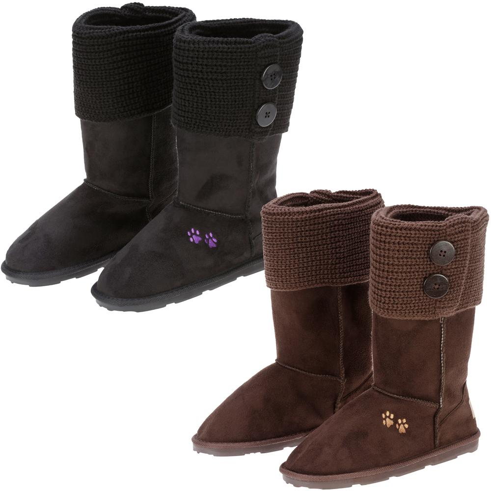 purple paw sweater boots the animal rescue site