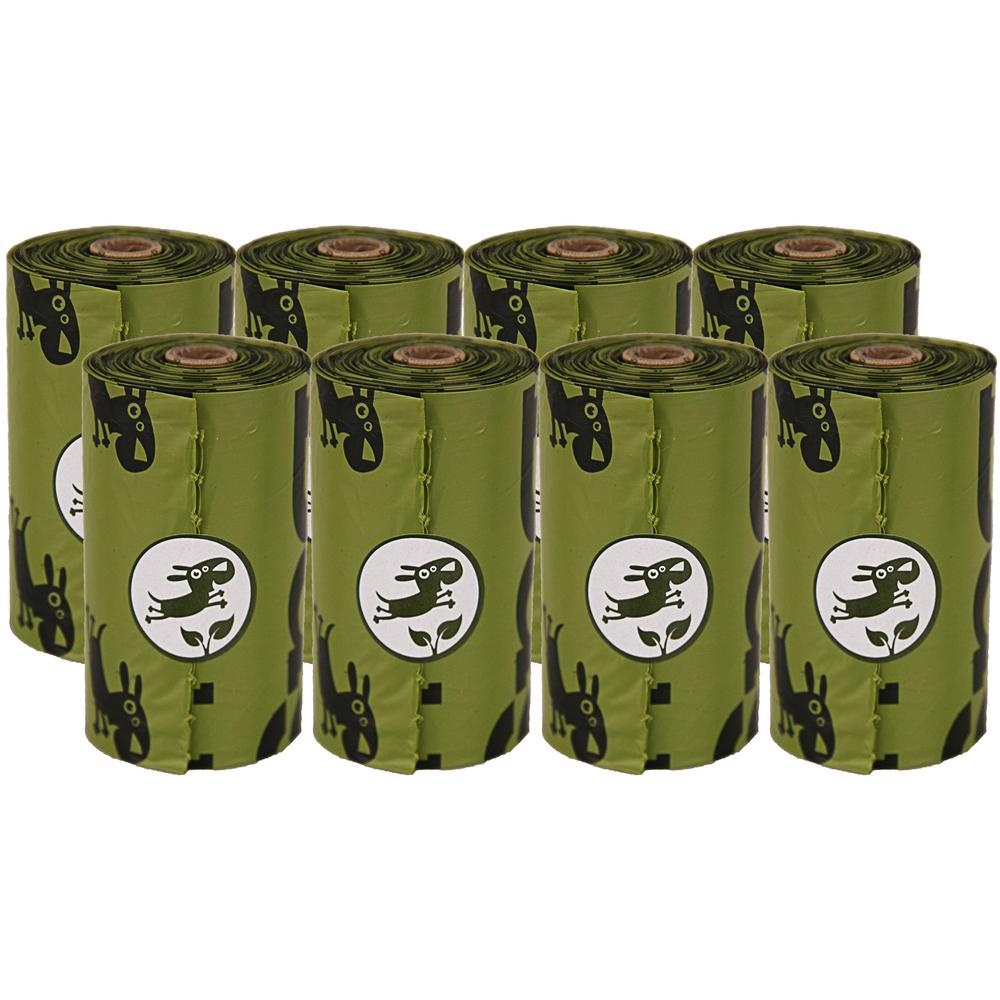 Earth ratedtm dog waste bags 8 rolls the animal rescue site for Earth rated dog bags