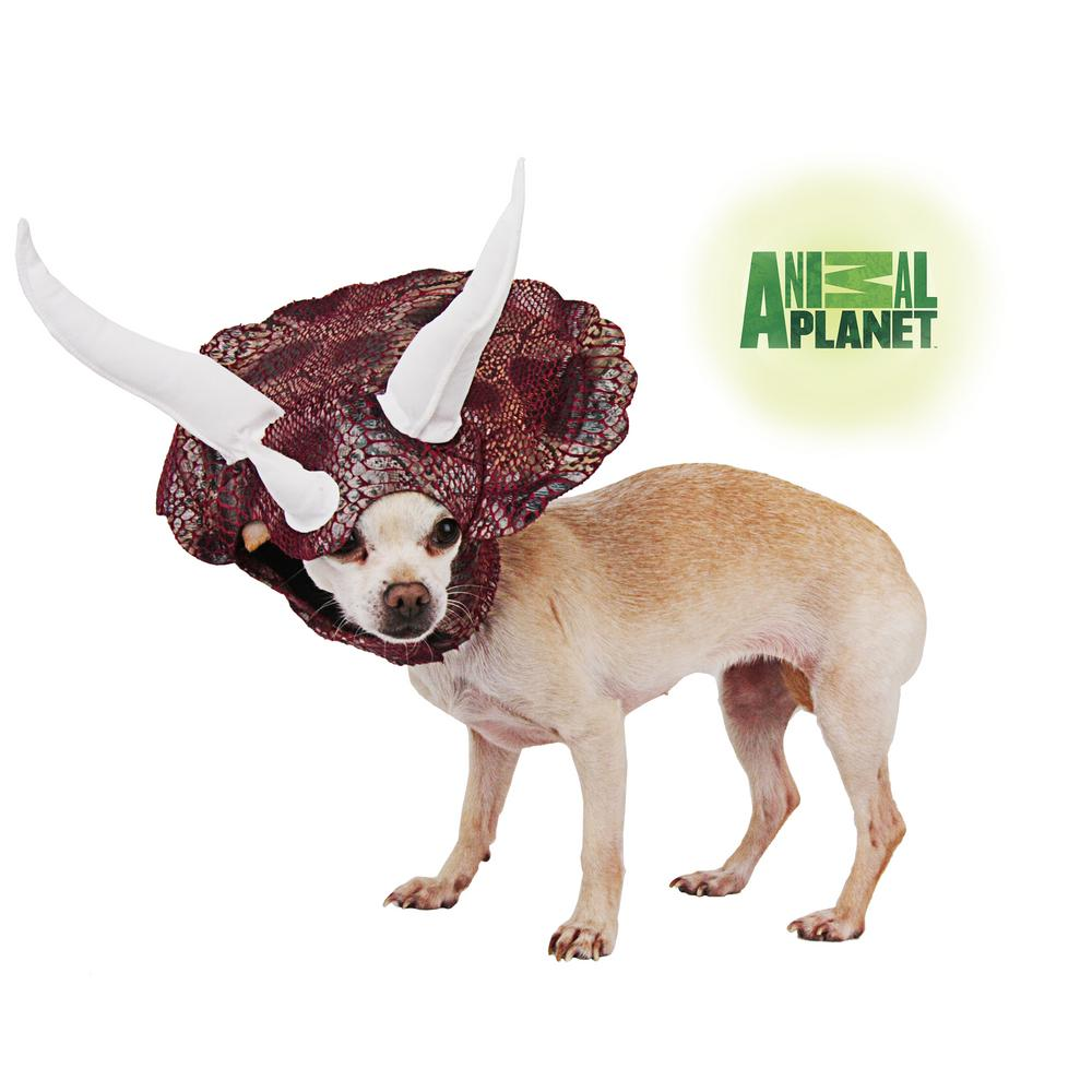 Tap ...  sc 1 st  The Animal Rescue Site - GreaterGood & Animal Planet™ Triceratops Pet Costume : The Animal Rescue Site