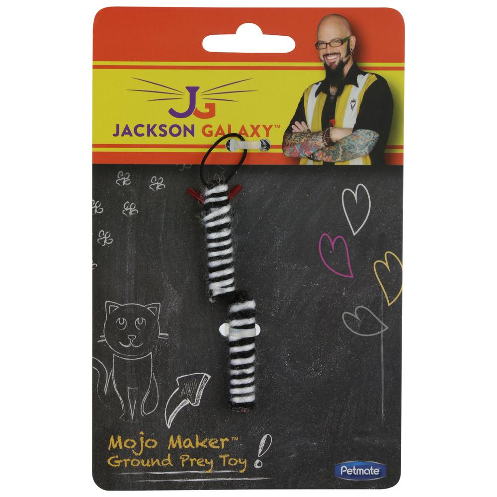 The jackson galaxy ground prey toy the animal rescue site for Jackson galaxy shop