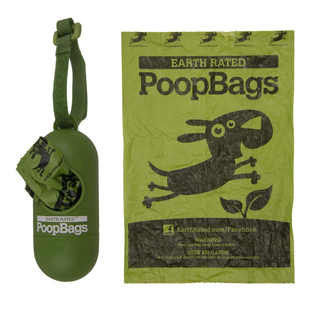 Earth ratedtm dog waste bags dispenser the animal for Earth rated dog bags