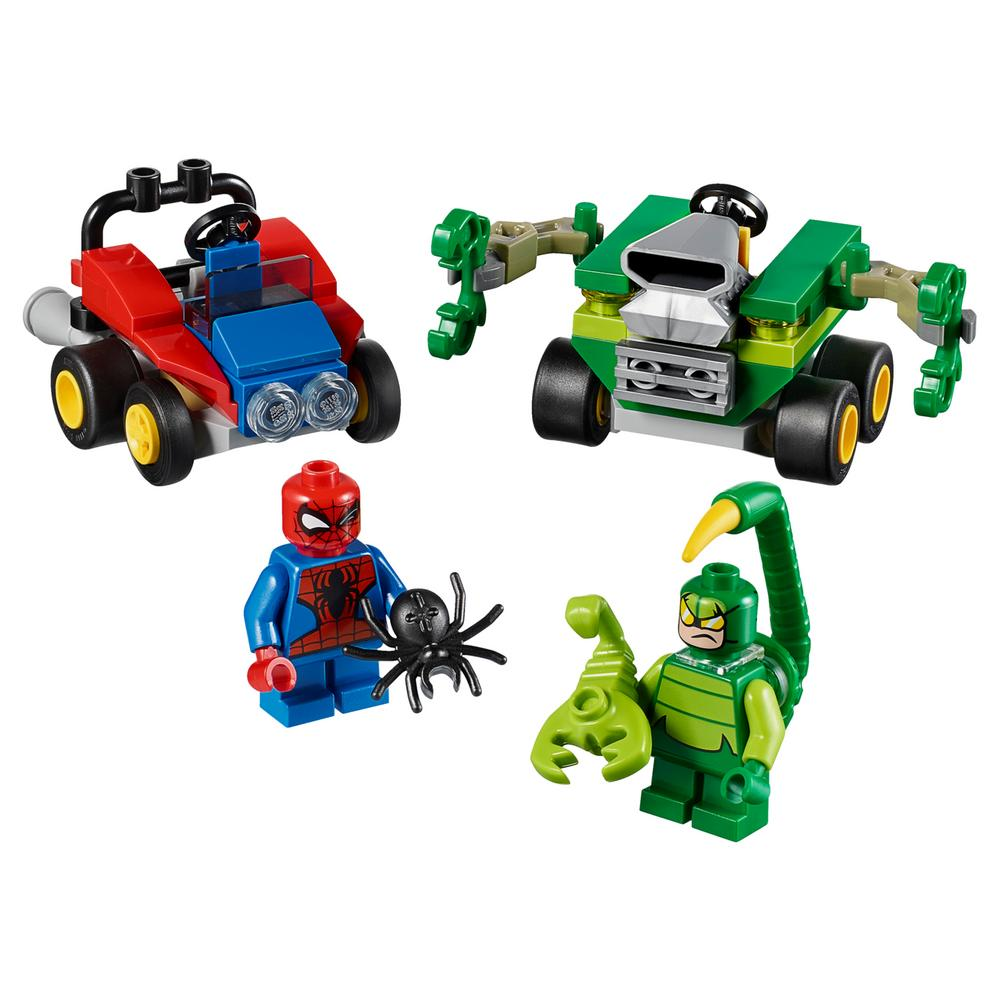 LEGO® Marvel Super Heroes Mighty Micros: Spider-Man vs ...