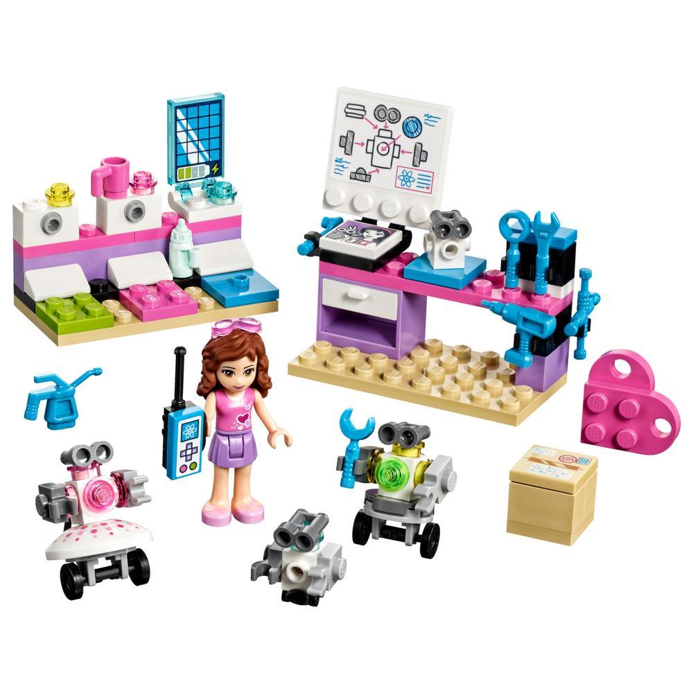 Lego Friends Olivia S Shoes