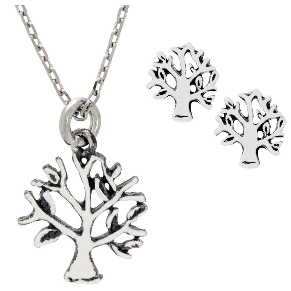 Friendship Tree Pewter Jewelry Collection : The Animal ...