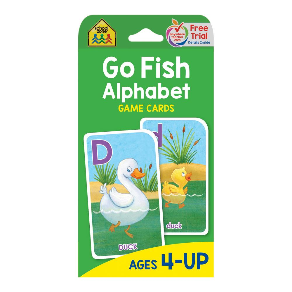 Go fish alphabet game cards creative kidstuff for Go fish store
