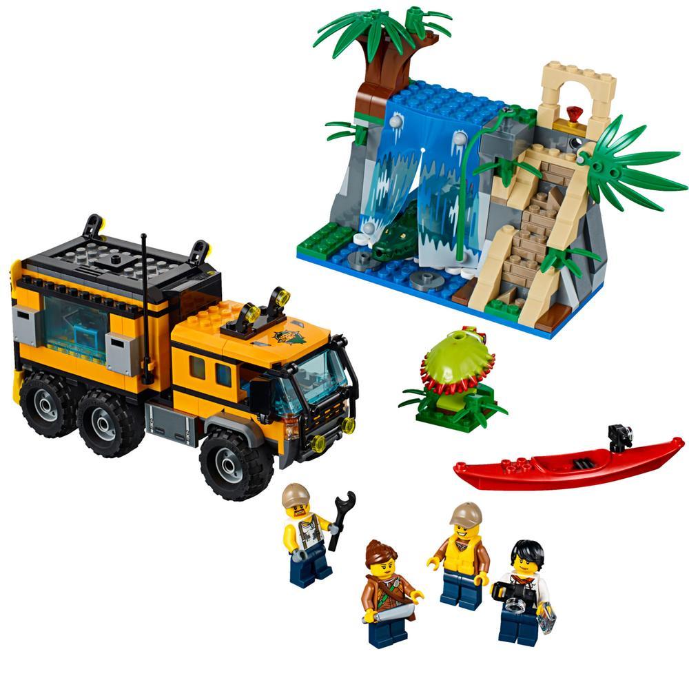 3bd0d25d0eff LEGO® City Jungle Mobile Lab : Creative Kidstuff