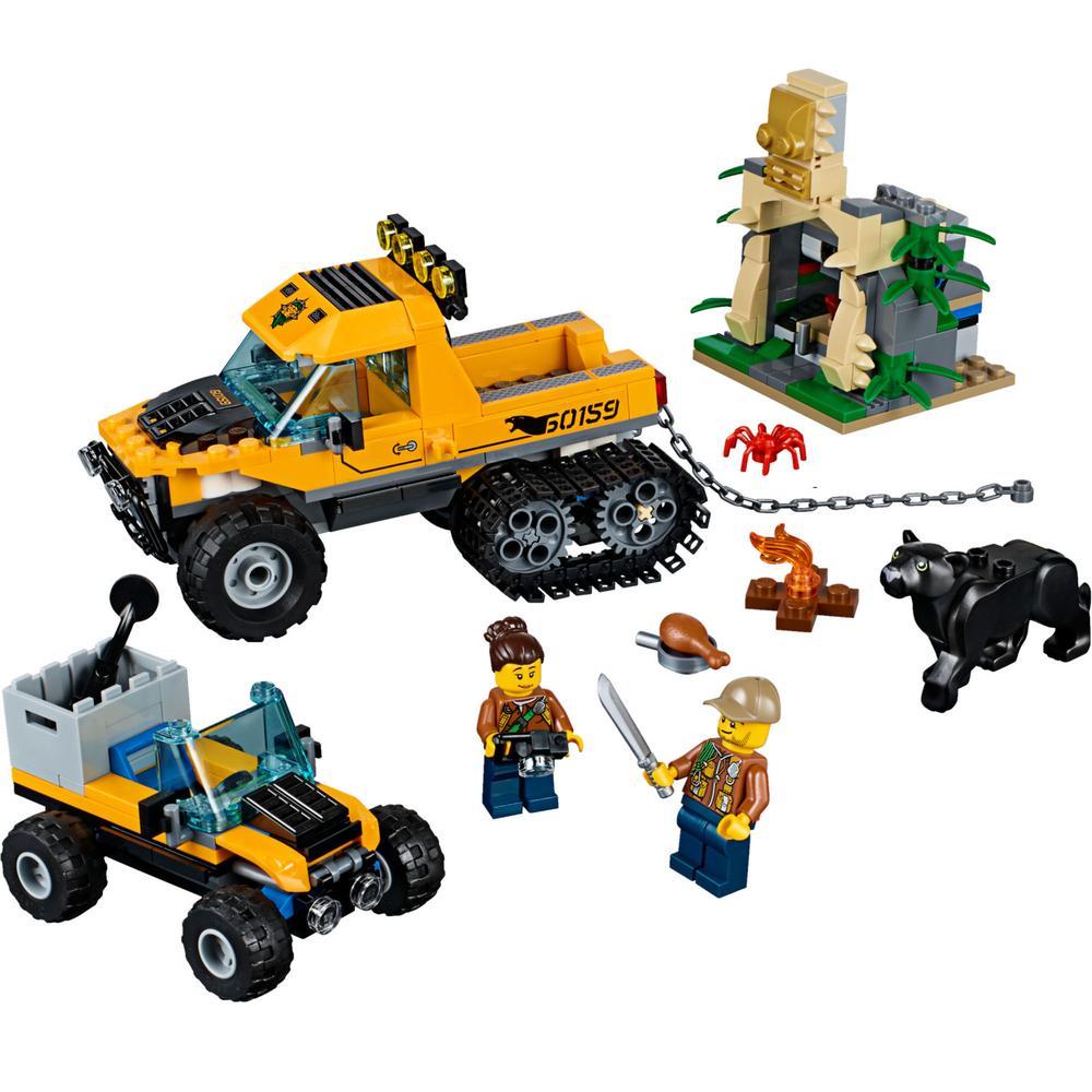 cf3d5ae6db0e LEGO® City Jungle Halftrack Mission : Creative Kidstuff