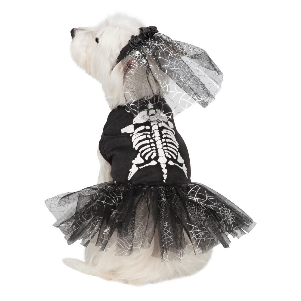 Casual Canine® Glow-in-the-Dark Skeleton Zombie Dog Costume : The ...
