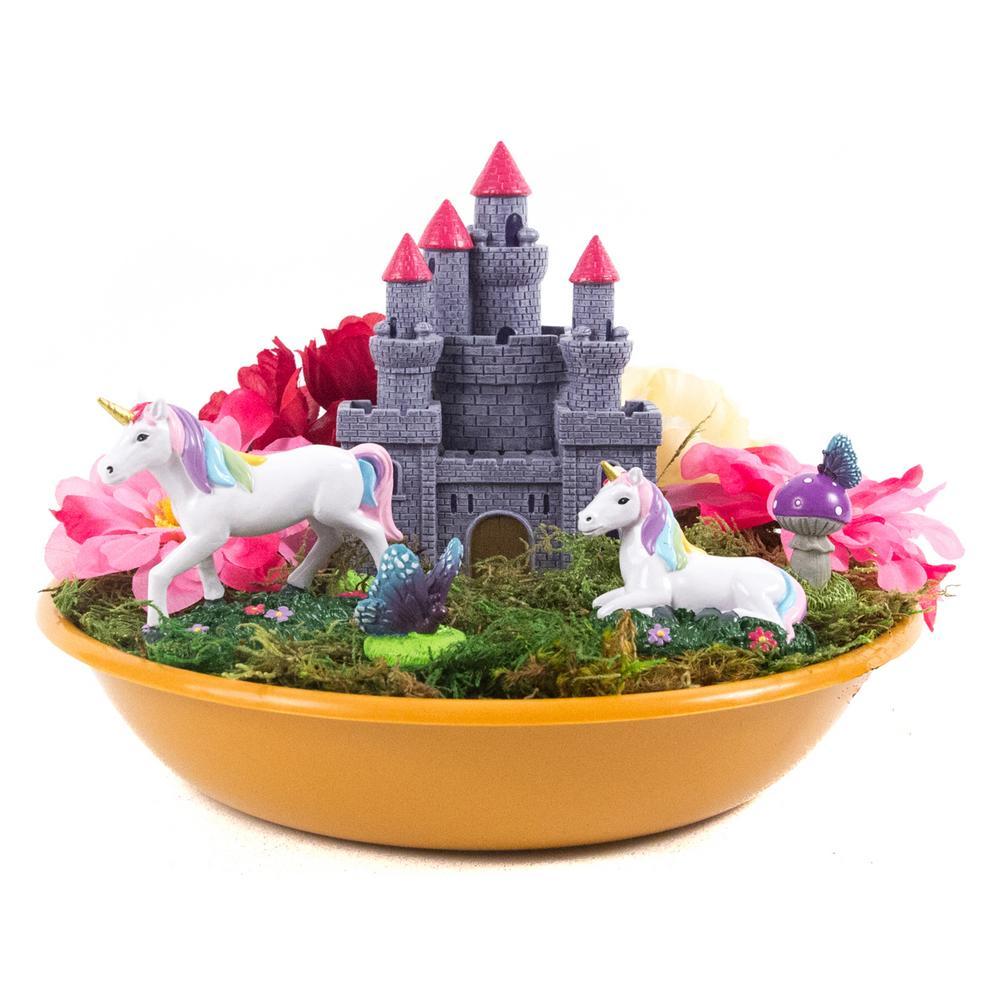 Create Your Own Unicorn Garden Kit : Creative Kidstuff
